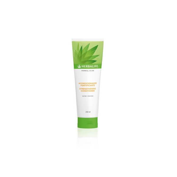 Herbal Aloe Acondicionador Fortificante