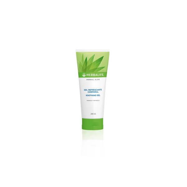 Herbal Aloe Gel Refrescante Corporal Herbalife